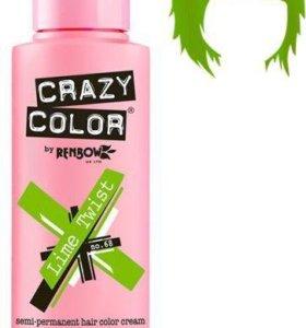 Оттеночный краситель для волос