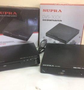 Новые DVD Supra