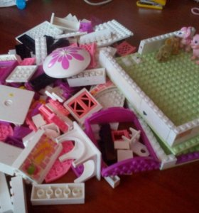 Lego для девочки