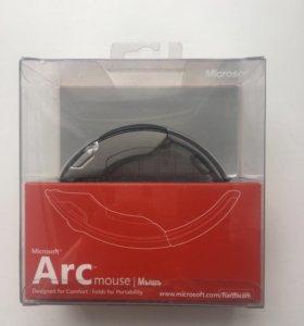 беспроводная мышь Microsoft arc mouse
