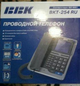 Проводной телефон BKT-254 RU