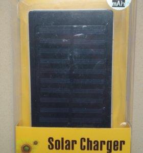 Новый Внешний аккумулятор Power Bank 5000 mAh
