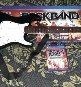 Комплект RockBand 4