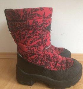 Зимняя обувь Kuoma