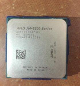 Процессор Socket FM2 3.4 MHz