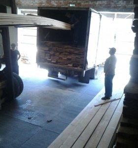Грузоперевозки. Большой мебельный фургон.36куб.6т.