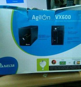 ИБП Delta Agilon VX600