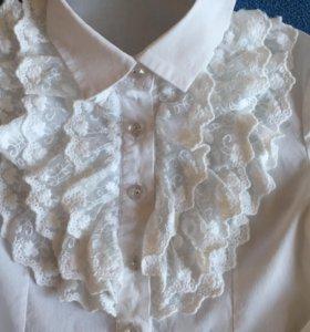 Школьная блуза на девочку