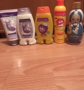 Детские средства шампунь, пена для ванн , спрей
