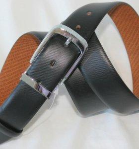 Ремень для брюк из натуральной кожи Olio Rost