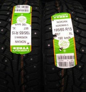 Nokian Nordman 5 XL 195/65/15 95T