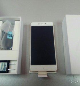 Xiaomi Redmi 4 Pro 3/32Gb Gold/White