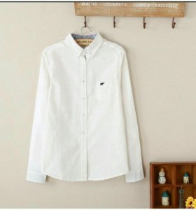Блузка рубашка белая Новая