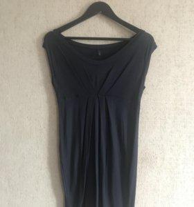Платье benetton трикотажное
