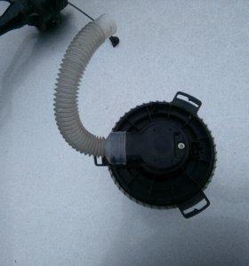 Мазда 3 мотор печки вентилятор печки