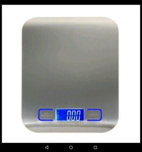 Весы кухонные, электронные