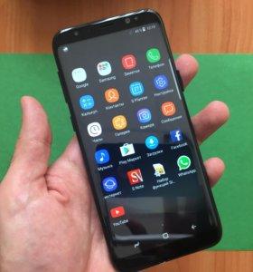 Samsung Galaxy S8 Plus Super Black