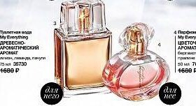 П/вода My Everything для неё и для него Avon