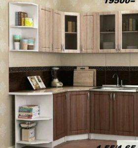 Кухня угловая памир