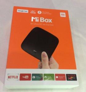 Xiaomi Mi TV Box международная версия MDZ-16-AB
