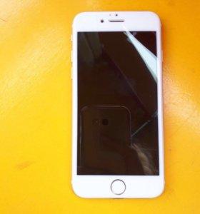 iPhone 6 золотой, 64Gb