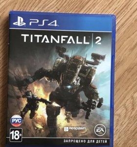 FIFA 16 и Titanfall 2 на PS4