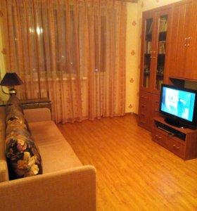 Квартира, 2 комнаты, 55.4 м²