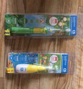Электрич.звуковая зубная щётка CS -561 (1-5 лет)