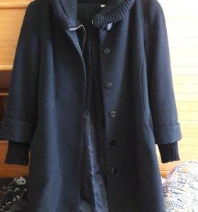 Женское пальто демисезонное размер L