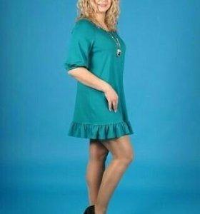 Платье новое. Размер 56