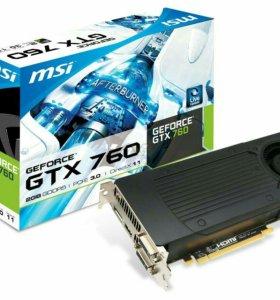 MSI Gtx760 2bg