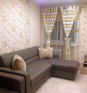 Квартира, студия, 25.5 м²