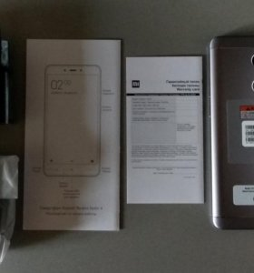 Xiaomi RedMI Note 4 32 ГБ