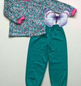 Пижамы на мальчиков и девочек