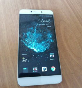 Смартфон LeEco/Coolpad-cool1 dual 3/32Gb silver
