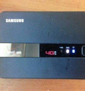 Модем Samsung sch-lc11, 3g, wi-fi