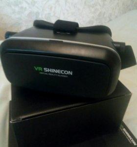 VR box 3D очки
