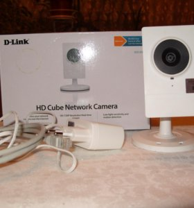 Сетевая HD-камера DCS-2103