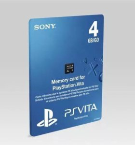 Memory Card PS VITA 4Gb