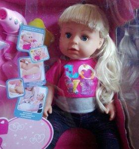 Кукла старшая Сестричка беби борн