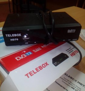ресивер Telebox HD70