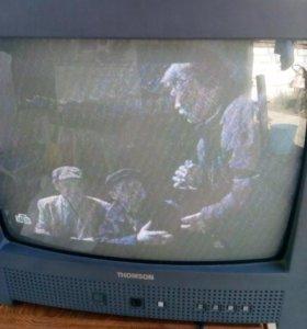 Продам телевизор Томсон 37см