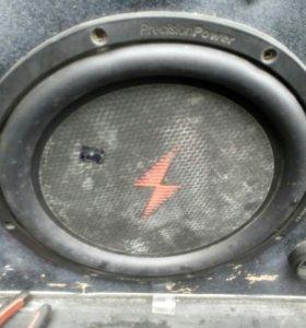 Сабвуфер Precision Power PCX 124