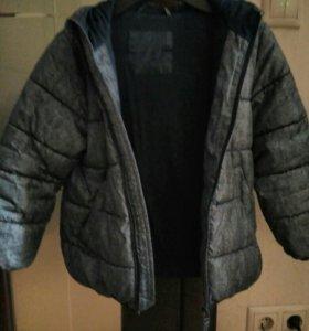 Куртка для мальчика 5-7 лет
