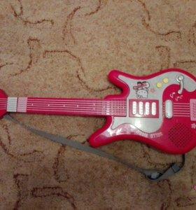 Гитара Smoby