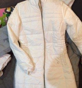 Куртка-пальто Адидас