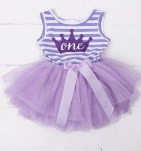Новое !! Платье