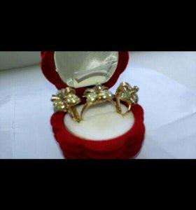 Бриллиантовый комплект