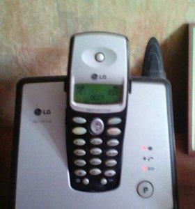 Lg dect,радиотелефон