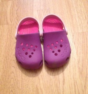 Crocs обувь для девочки